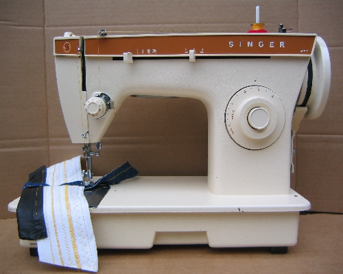instructions on how to use a sewing machine