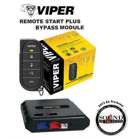 viper 4105v 1 way remote start system installation instructions