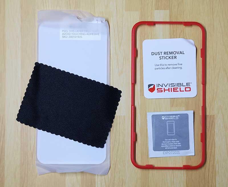 zagg invisible shield instructions