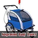 aosom bike trailer instructions