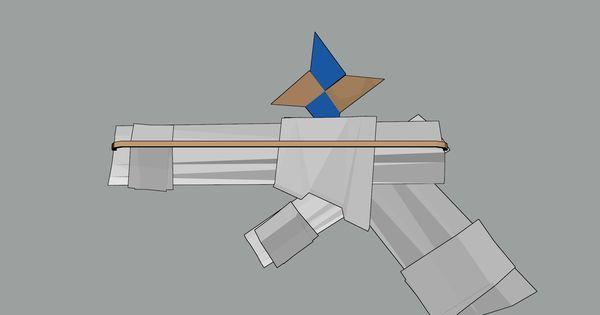 instructions to make a paper ninja star