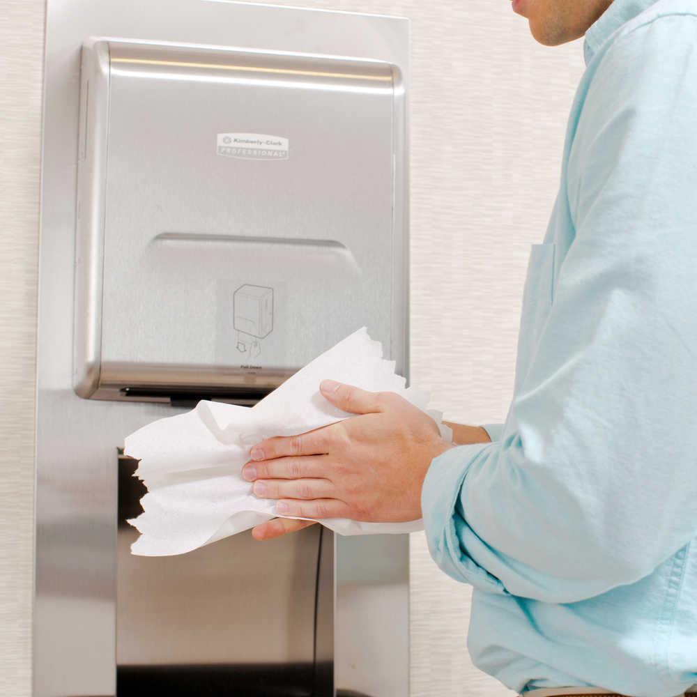 kimberly clark professional soap dispenser instructions