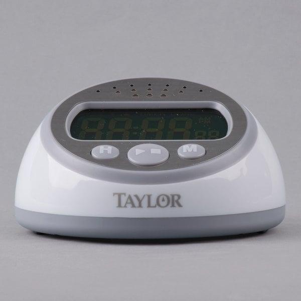 taylor kitchen timer instructions