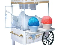 jelly belly electric ice shaver instructions