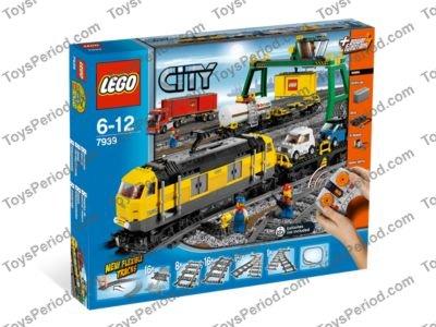 lego train instructions 7939