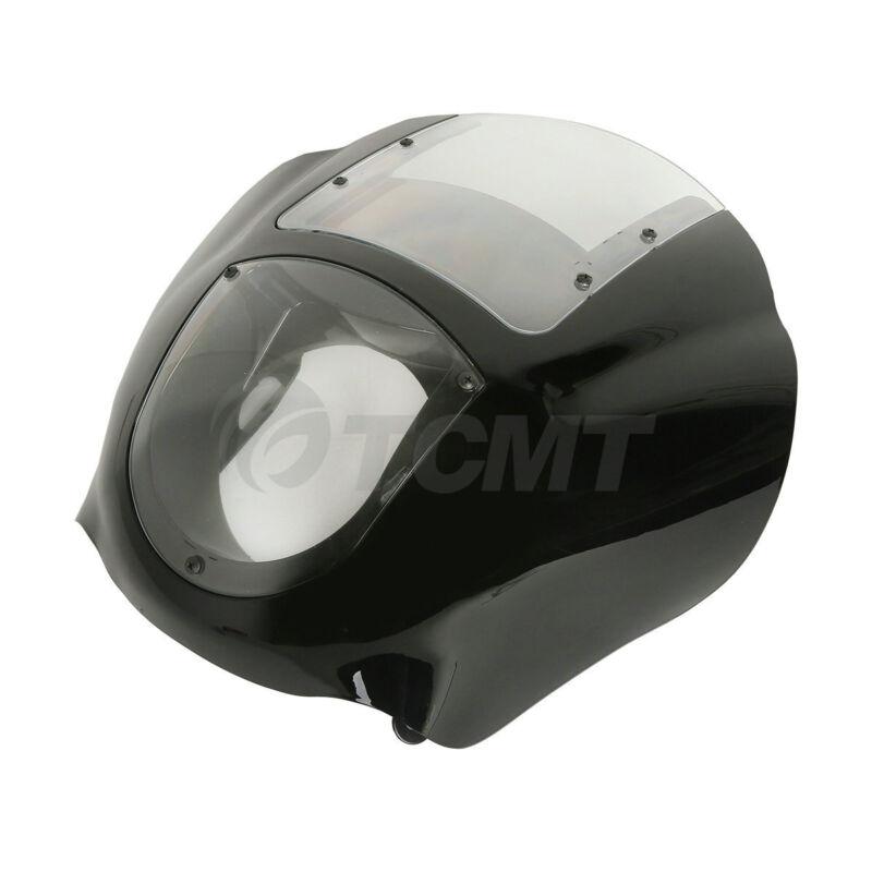 sportster headlight fairing instructions
