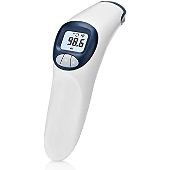 mothercare no contact forehead thermometer instructions