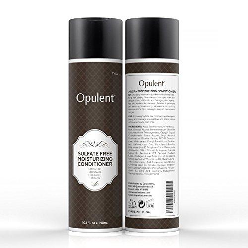 argan oil hair color instructions