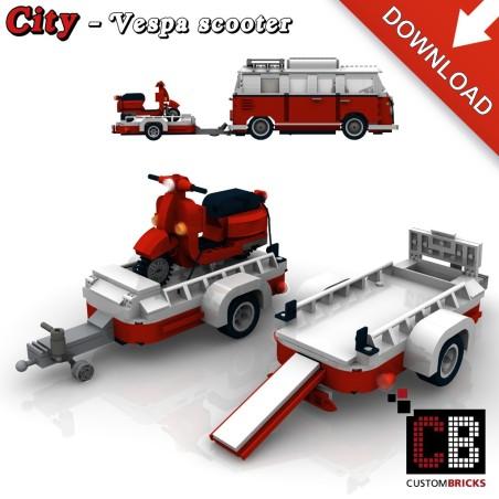 lego friends camper trailer instructions