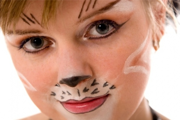 face painting instructions free