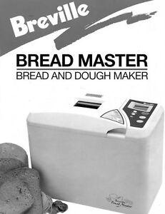 antony worrall thompson breadmaker instructions