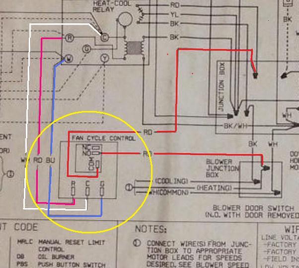 dusk electric oil burner instructions