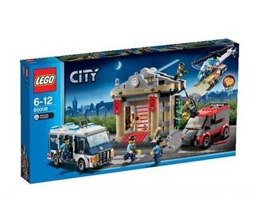 lego city museum break in instructions