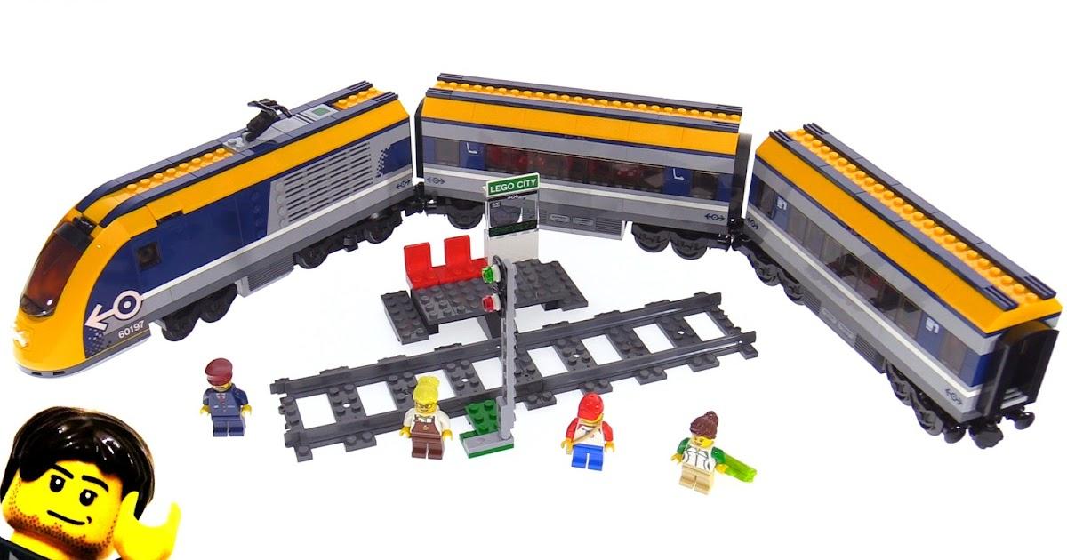 lego train set instructions