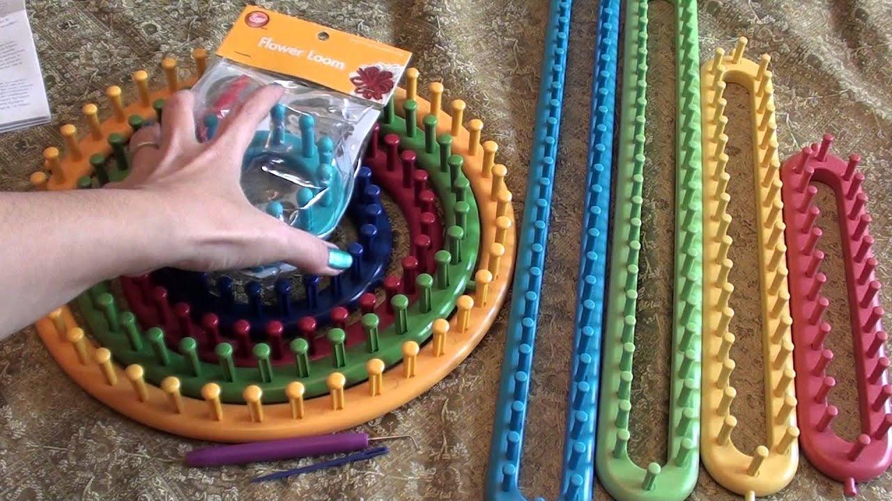 boye knitting loom instructions