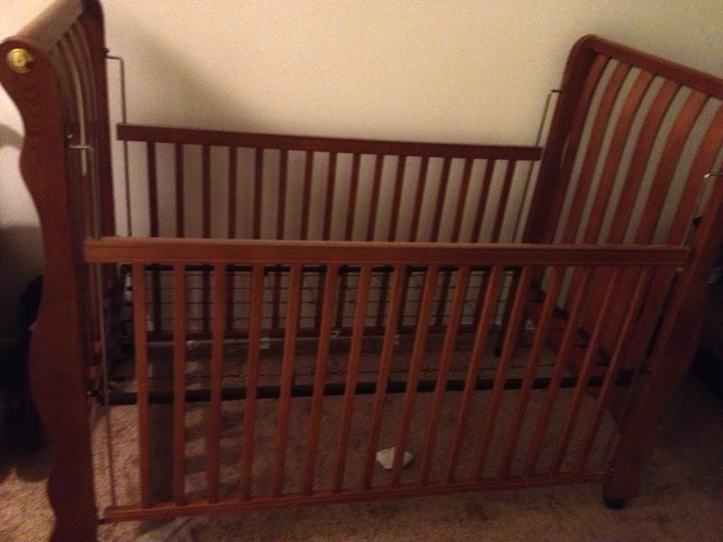 delta baby crib assembly instructions