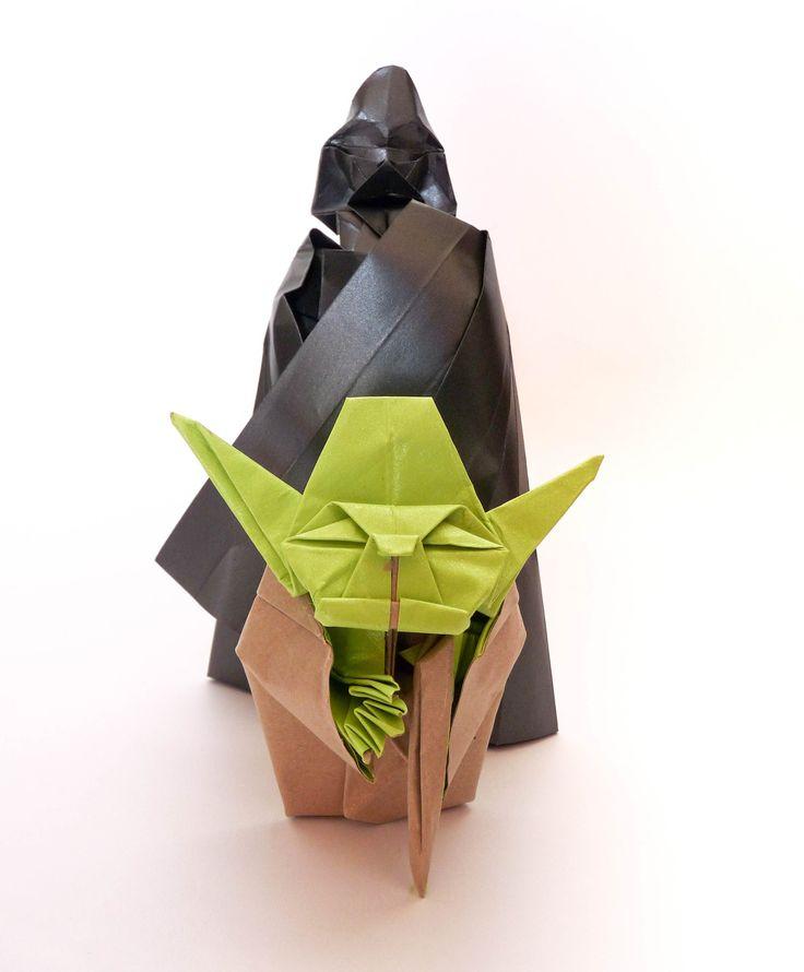 deluxe origami yoda instructions