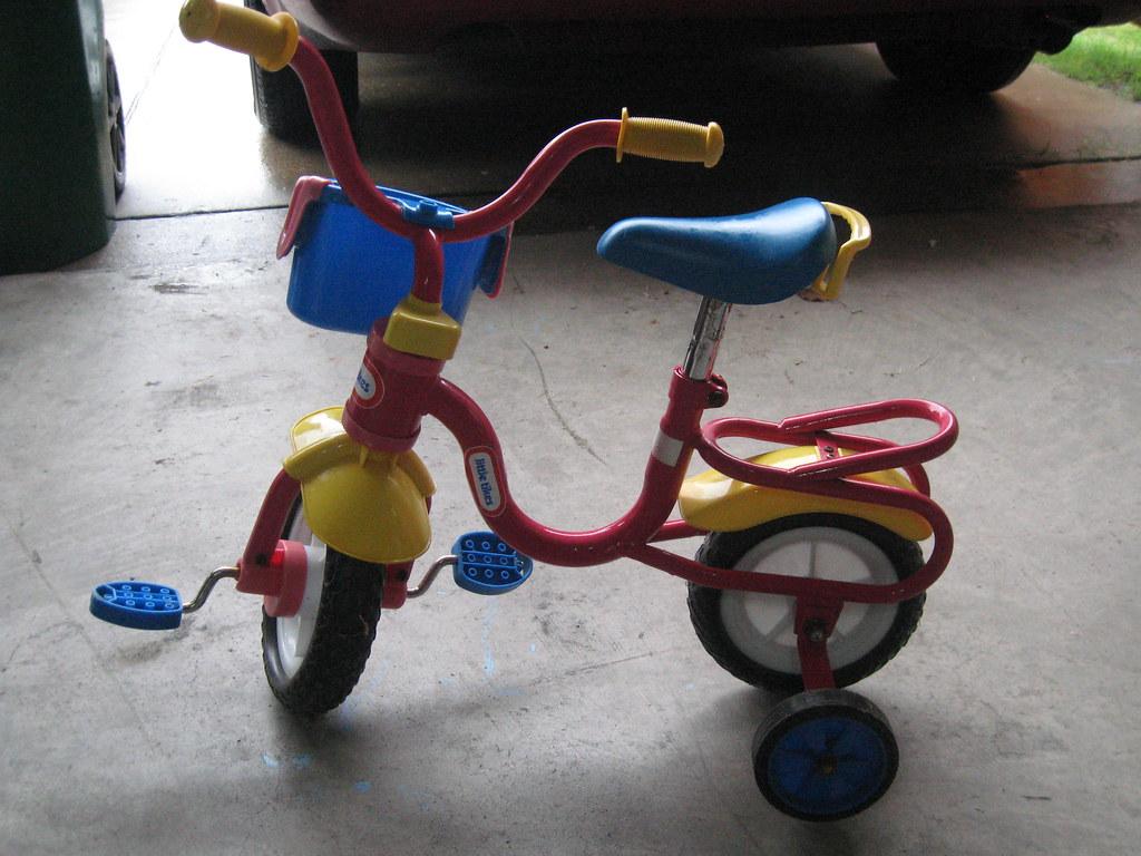 little tikes bike instructions