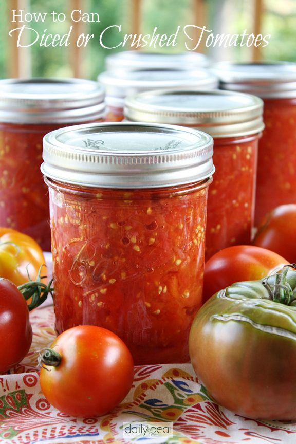 ball canning tomatoes instructions