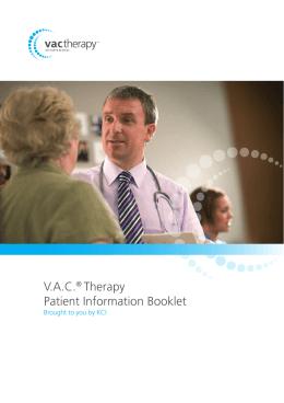 prevena wound vac patient instructions
