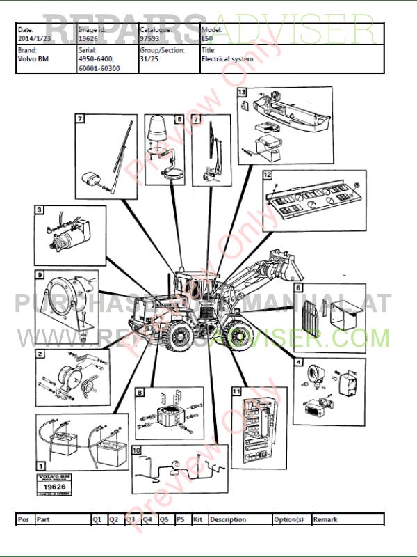 volvo accessories installation instructions