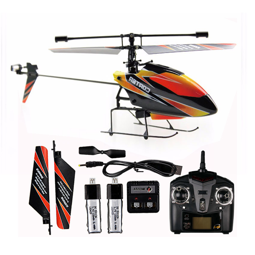 gyro remote control helicopter instructions