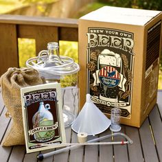 beer making kit instructions