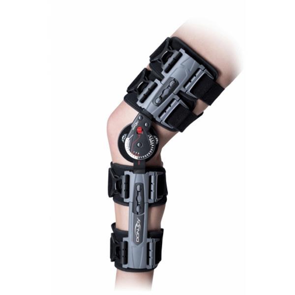 donjoy hinged elbow brace instructions