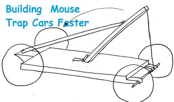 mousetrap car kit instructions