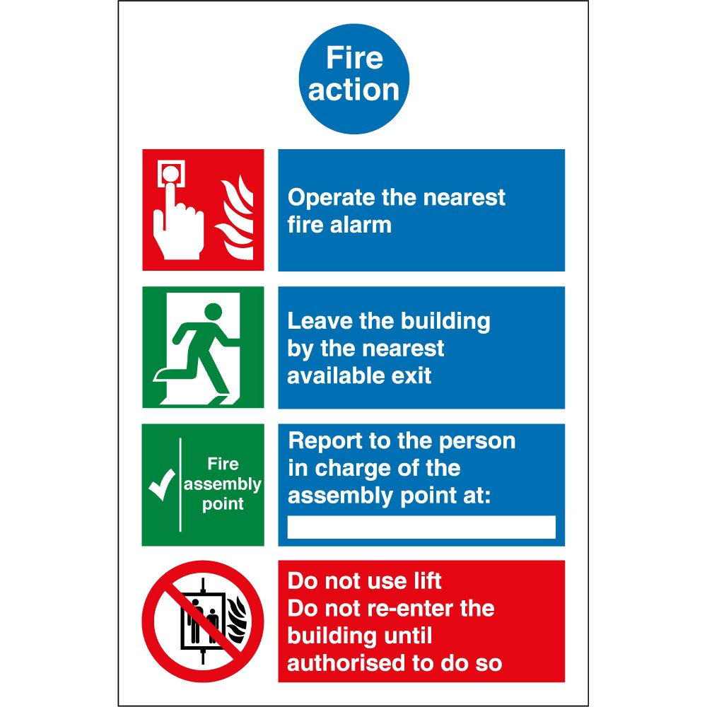examples of safety procedures and instructions