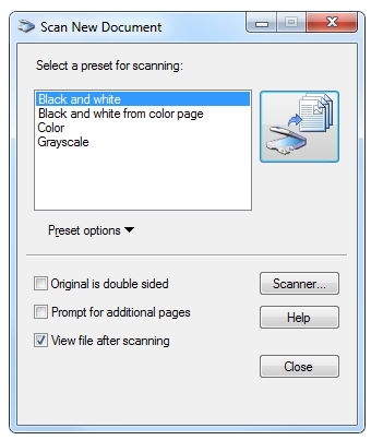 canon printer scanner instructions