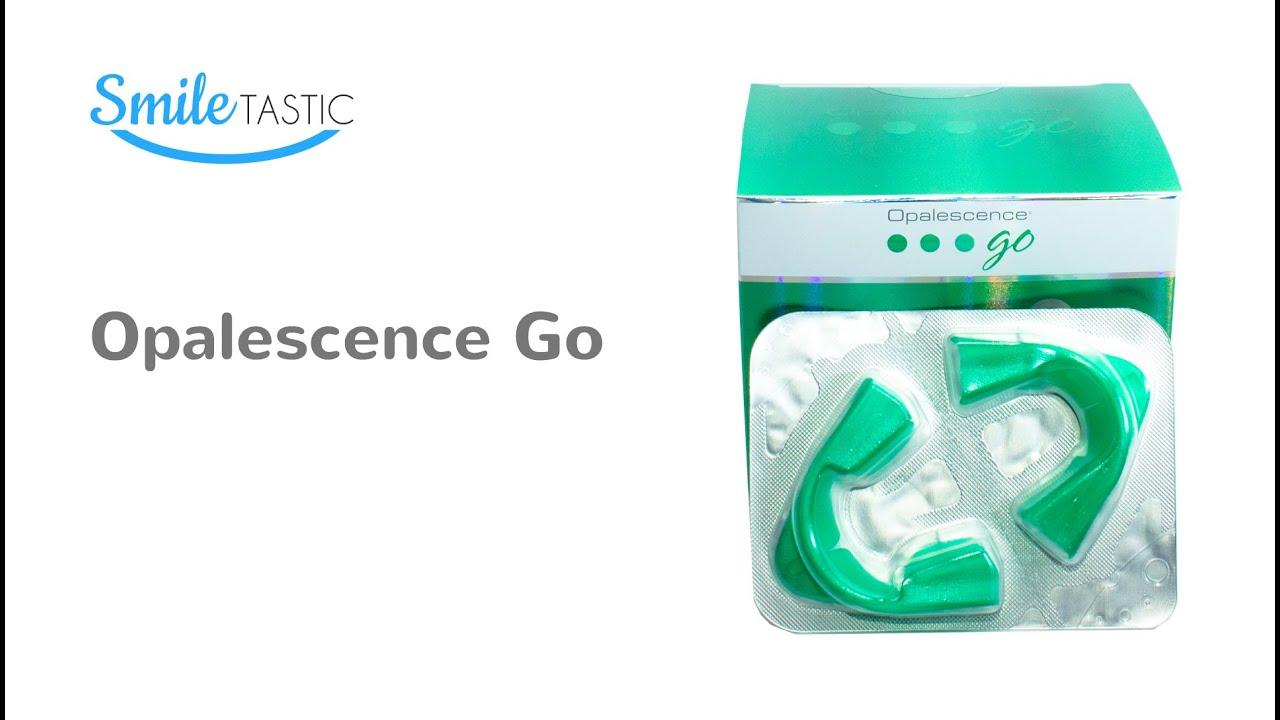 opalescence go 6 instructions