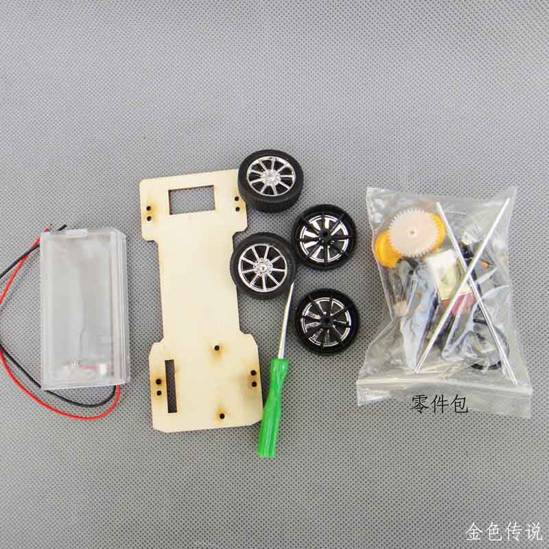 smart robot car chassis kit instructions
