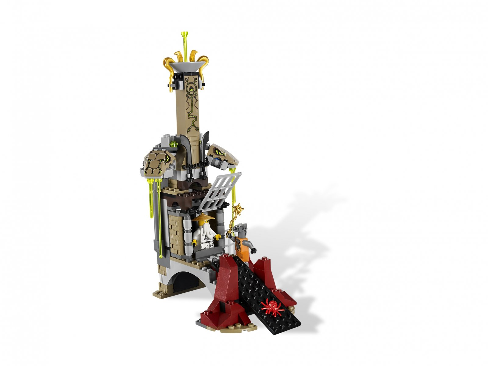 lego ninjago 9450 instructions