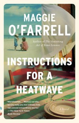 instructions for a heatwave maggie o farrell