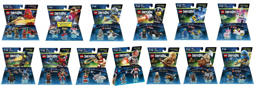 lego dimensions instructions 71214