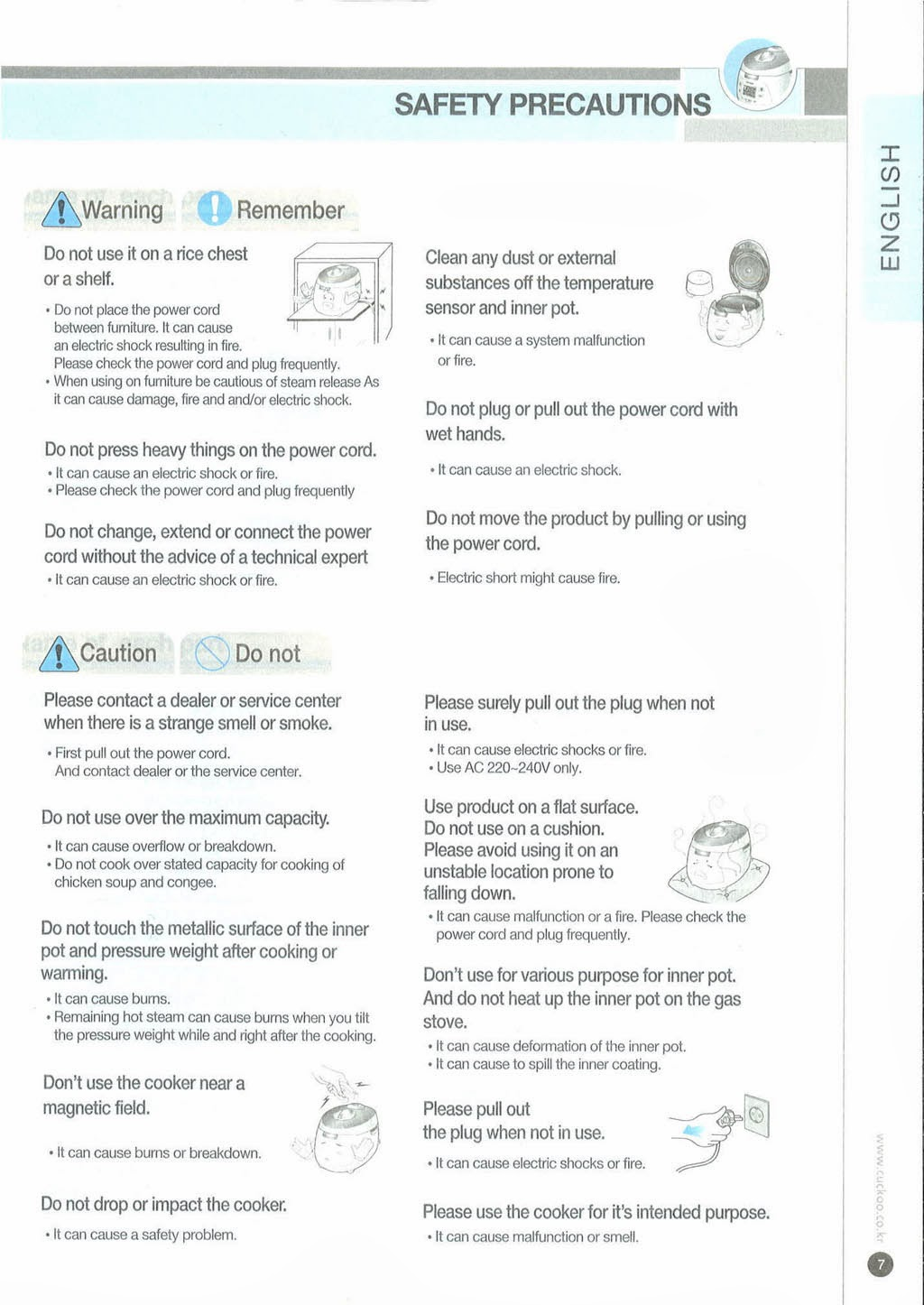adesso rice cooker instructions