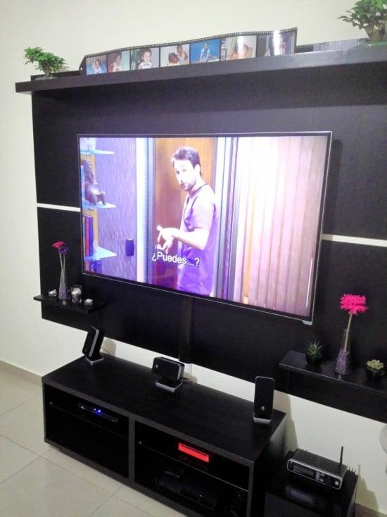 uppleva tv mount instructions