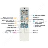 daikin air conditioning instructions