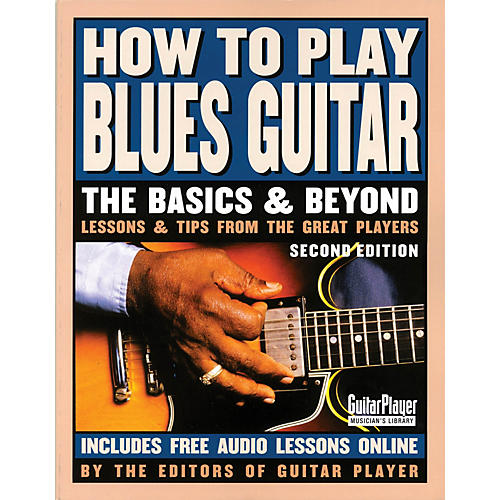 blues guitar instruction books