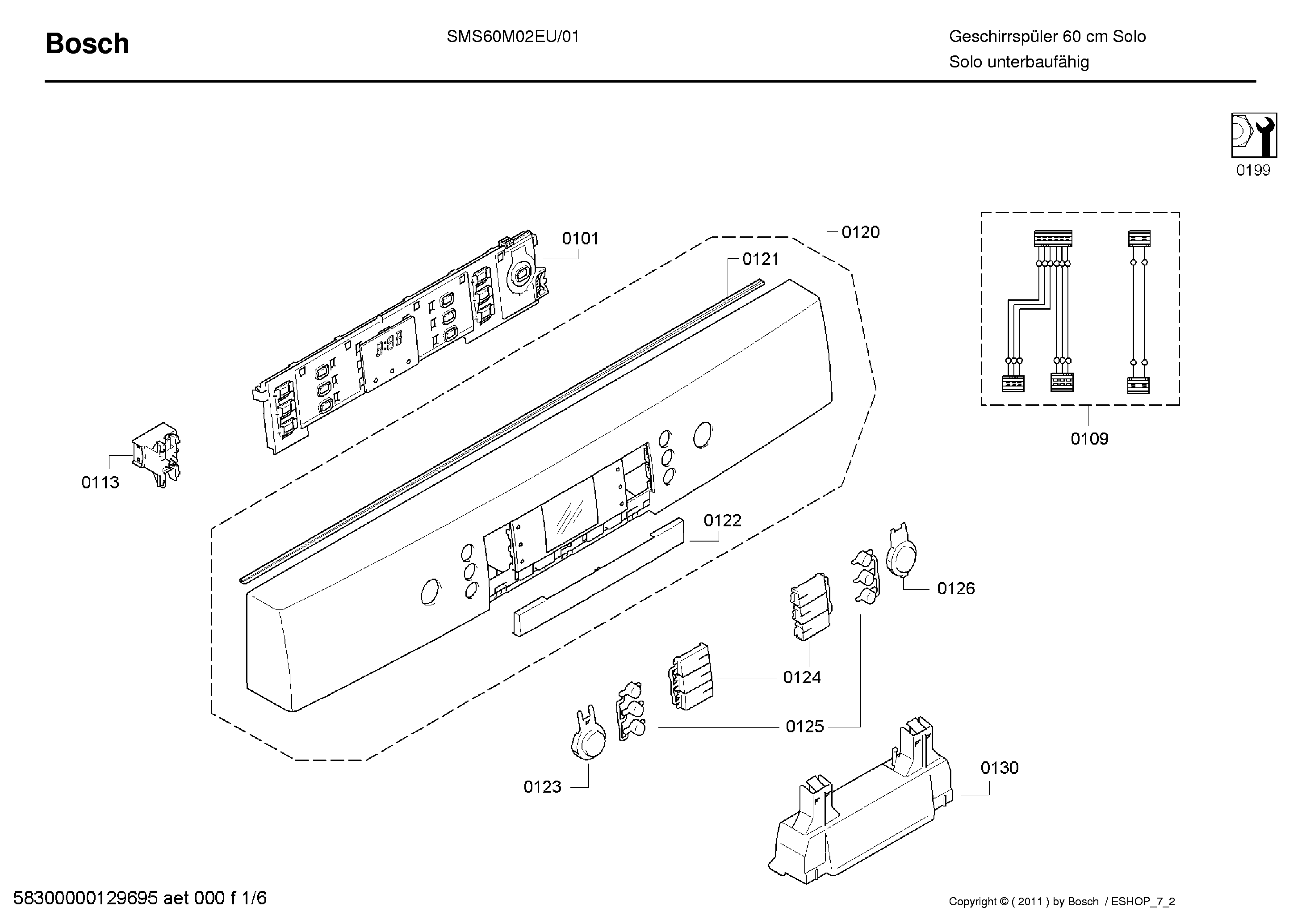 bosch dishwasher instructions free download
