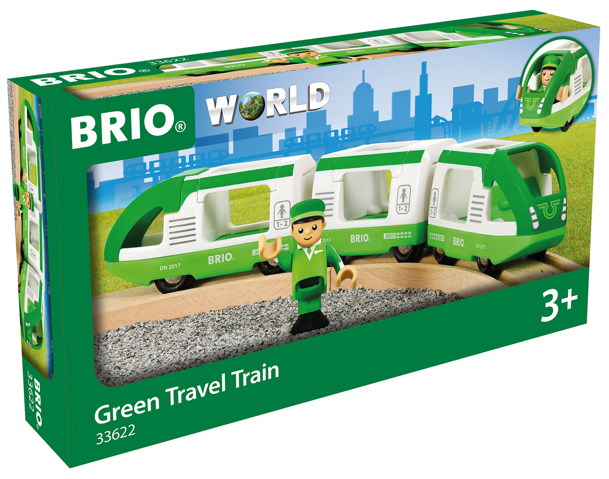 brio train set instructions