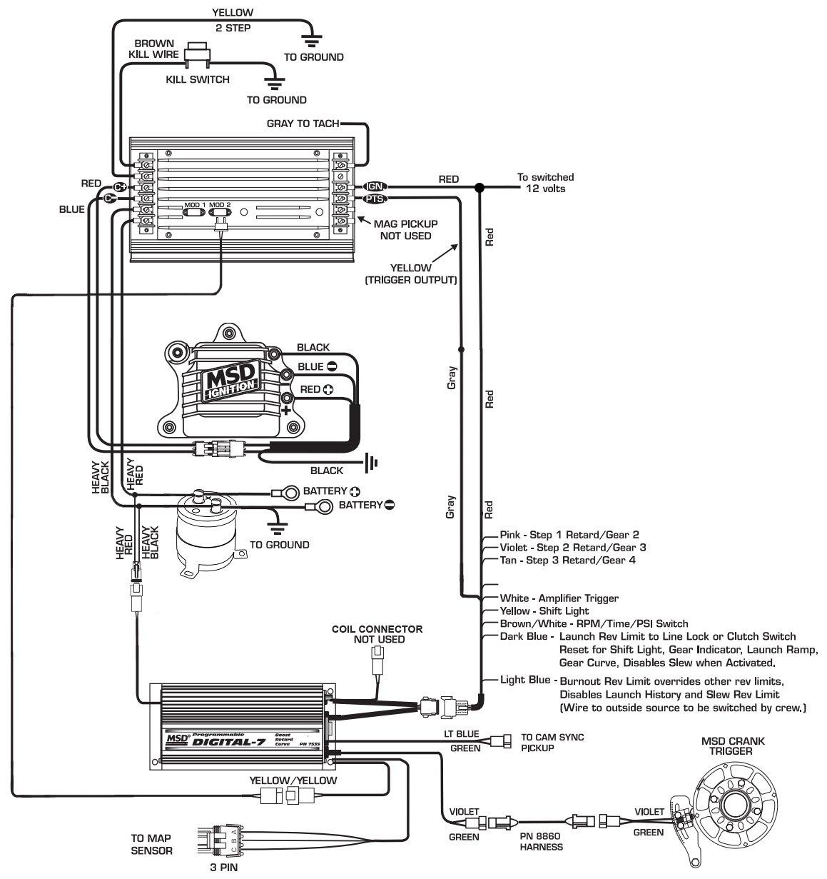 spal fan controller instructions