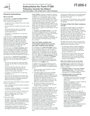 trust income tax return instructions