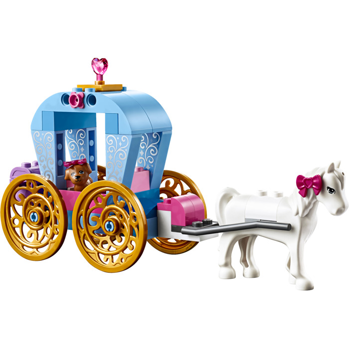 disney princess carriage instructions