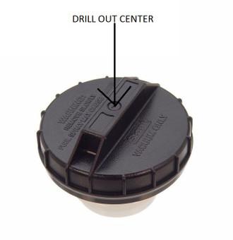 dorman fuel cap tether instructions