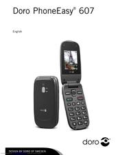 doro mobile phone instructions