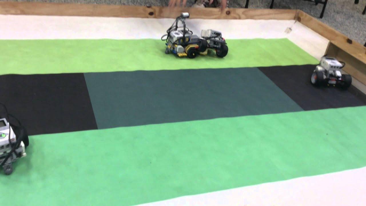 ev3 soccer robot instructions