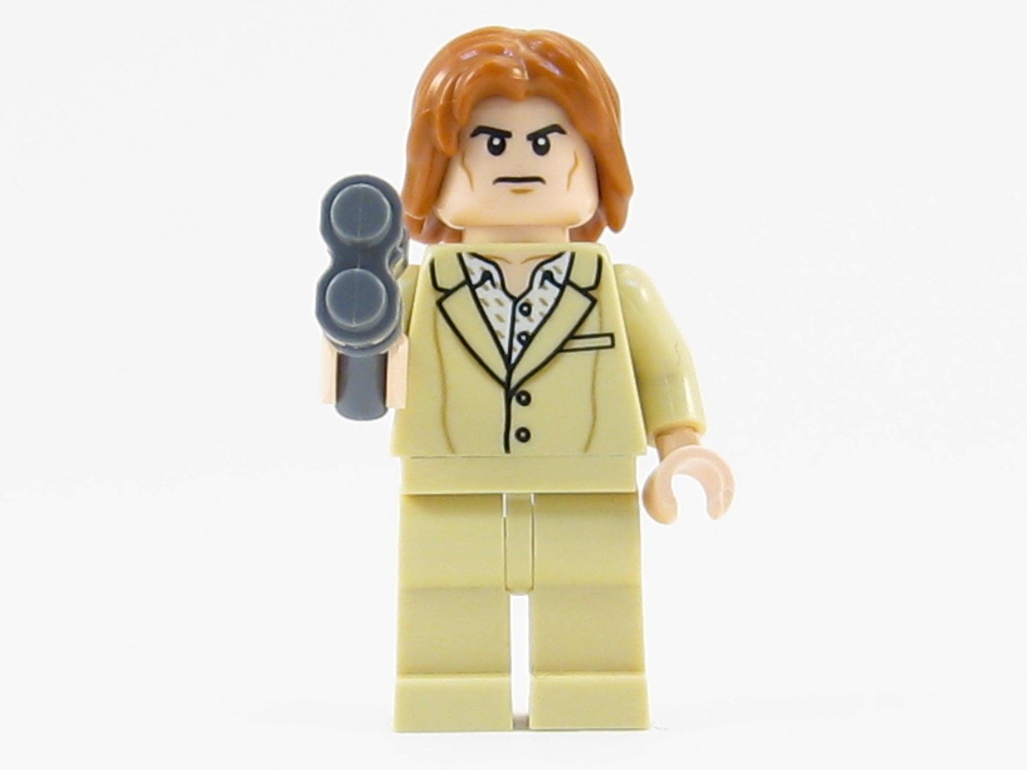 lex luthor lego instructions