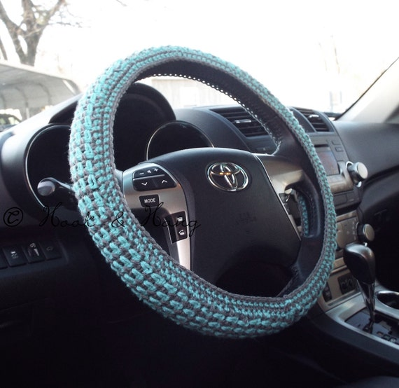 steering wheel cover stitching instructions